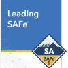 Leadiing SAFe logo
