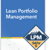 Lean portfolio management logo