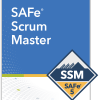 SAFe Scrum Master logo
