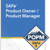 SAFe product owner product manager logo